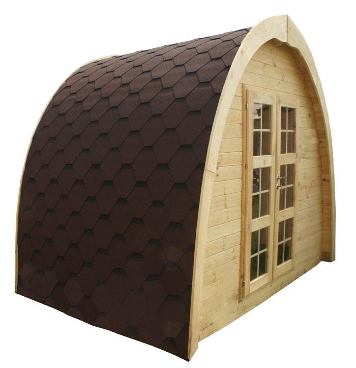 Avantages de l abri de jardin en bois jardin mobilier for Petit cabanon en bois pas cher