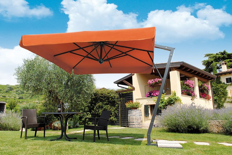 parasol de jardin jardin mobilier. Black Bedroom Furniture Sets. Home Design Ideas