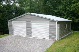 Garages en métal