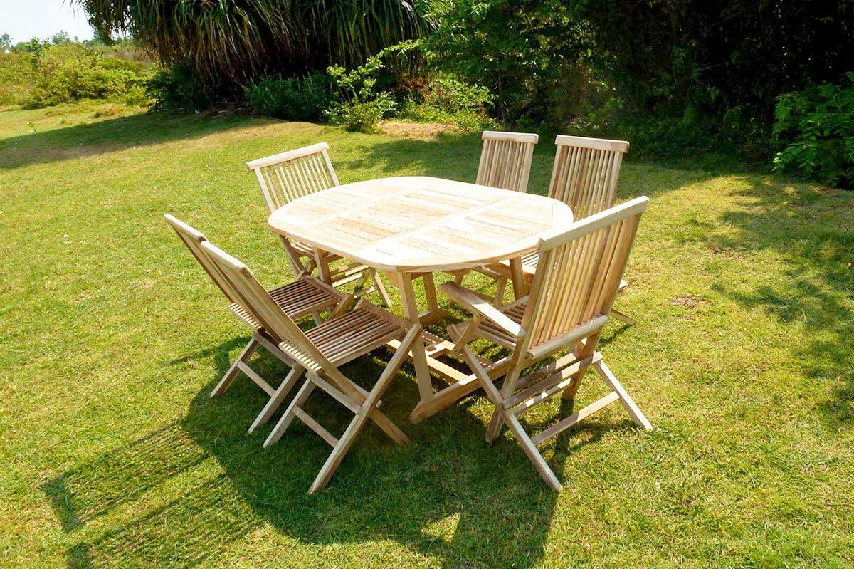 meubles en bois de jardin