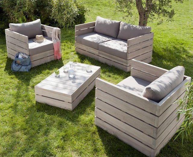 organiser meuble jardin